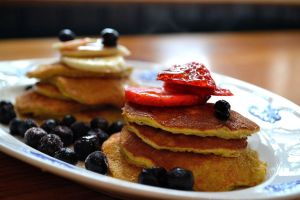 Pancakes Are Awesome - Recipe by Thamaleia