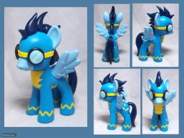 Soarin Custom Toy by CadmiumCrab