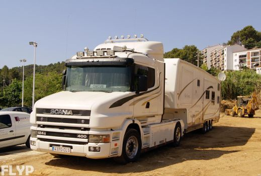 Scania T Camper by FLYP93