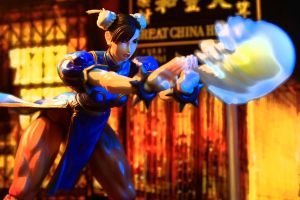 Chun Li - playarts by twohand