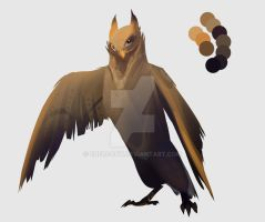 ADOBTABLE! Owl (CLOSED) by EnergonEater