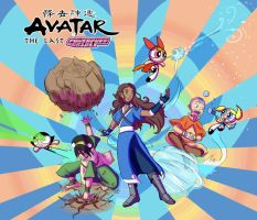 Avatar the Last Powerpuff Girl by Yamino