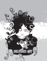 abstrac t   vector by oblivious-art