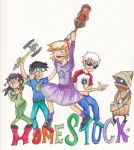 Homestuck by ScoutWalker