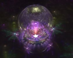Another Glass Sphere by mynameishalo