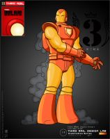 TRDL - Iron Man Space Armor by TRDLcomics