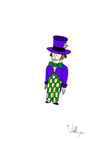 The Batman - The Mad Hatter by wafische89