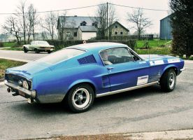 Ford Mustang GT by UglyKidAndy