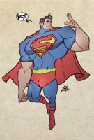 Day 3-Superman! by G-Chris