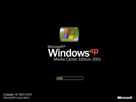 Windows XP Media Center 2005a by thecat2000