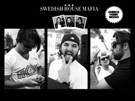 Swedish House Mafia by GeorgeVisionDesign
