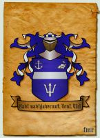 Coat of Arms - Sea Glory by fmr0
