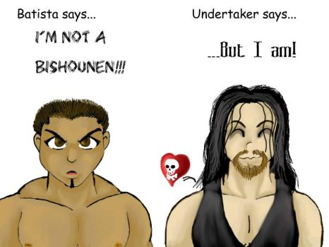 WWE Bishounen... or not... by WWEfans
