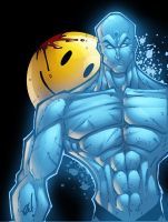 dr. manhattan by IRLGZZ