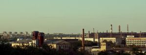 Old Industry by sunlookout