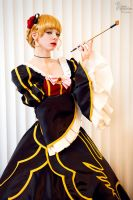 Beatrice II by EnchantedCupcake