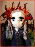 King Thranduil doll: Suilad! Sut naa lle sina re? by Ysydora