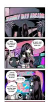 The Crawling City - 13 Sunny Day Arcade part 1 by Parororo