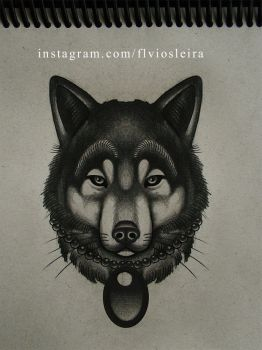 Wolf by FraH