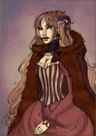 Lady Dorothea by Amaltheren