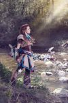 Horizon zero dawn ... Aloy ... by illyne