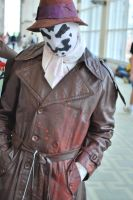 Rorschach at AB 09 by Imasupermuteant
