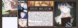 Shougo Makishima Timeline Cover Photo (Facebook) by TheGem789
