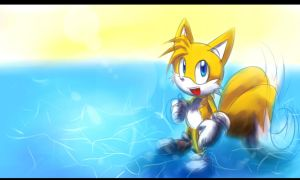 OHS Tails the fox by Omiza