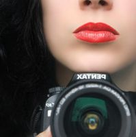 Snowhite with Pentax by tangratannakra
