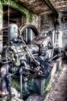 industrial machine by jjeanique