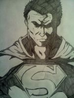 Superman by epicpwnage2100