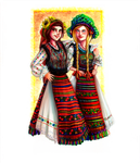 Romanian girls by MiKeiLo