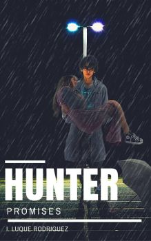 Cover HUNTER 01 Promises by hinachibi97