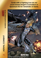Angel Special - Aerial Combat by overpower-3rd