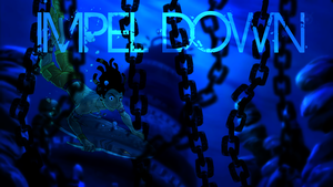 Impel Down Underwater by BK-Ridley