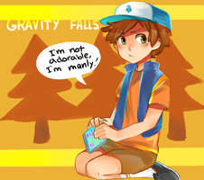 Little Dipper by Chim--chim