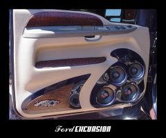 Ford Excursion - Front Door by caesar1996