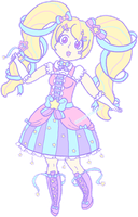 Custom || Stella's Magical Outfit by Sugary-Stardust