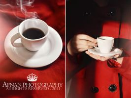 my Coffee love by New-Afnan