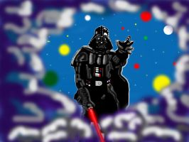Darth Vader by Solider12