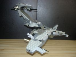 Rattlesnake Hull of eve online by minorgnat