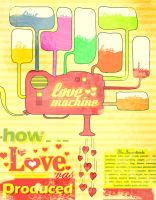 how love was produced by motionstudy
