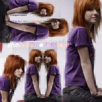 hayley williams graphic 1 by letsplayyourlovegame