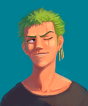 H-B ZORO 1111 by Reroro-GC