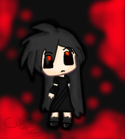 Chibi Creepy Comodin by Cupida