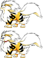 Arcanine by Jackster3000