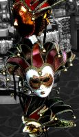 Venetian Mask by irotiphotos