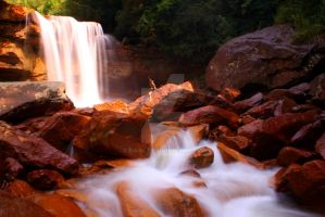 WaterfallS by RAIS1
