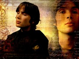 Cillian Murphy wallpaper by SpookyCookie
