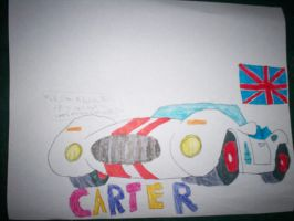 car from the replacements by digirobotphantom10